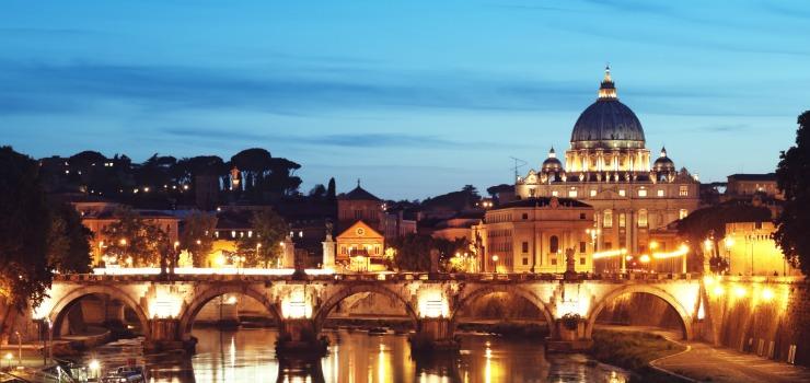 Roma, sede degli incontri