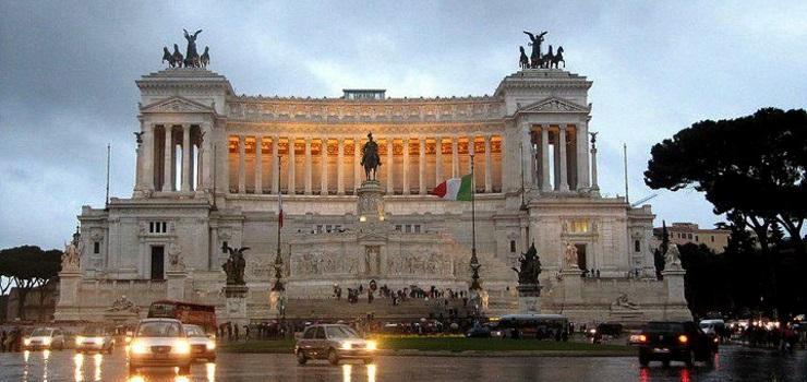 IWC of Rome - Altare della Patria