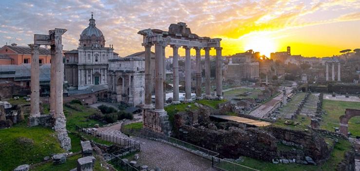 IWC of Rome - Alba